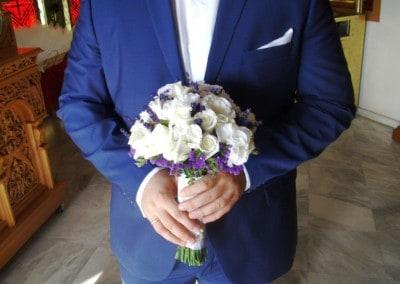 Bridal bouguet