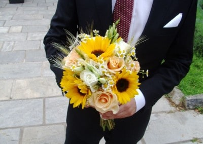Bride bouguet