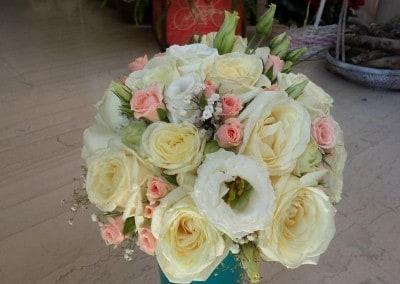 Bridal Bouquet white-pink